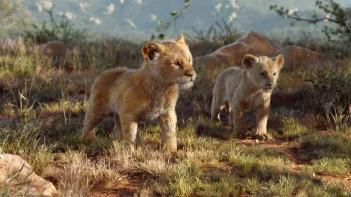 The Lion King Tamil Movie