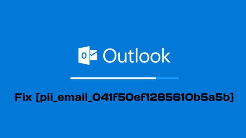 Fix [pii_email_041f50ef1285610b5a5b]