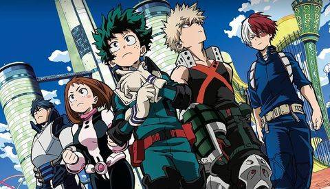 My Hero Academia Two Heroes Full Movie