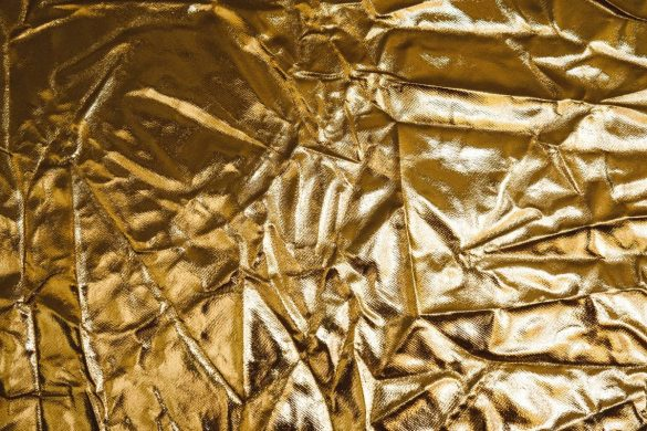 Gold Leaf in Architecture