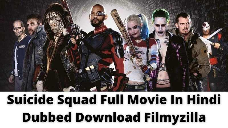 Suicide Squad Full Movie In Hindi Dubbed Download