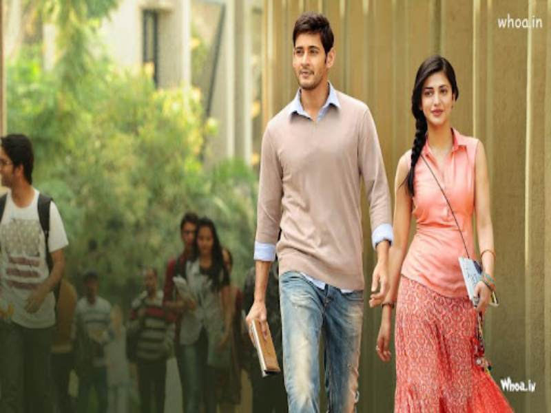 Srimanthudu Full Movie